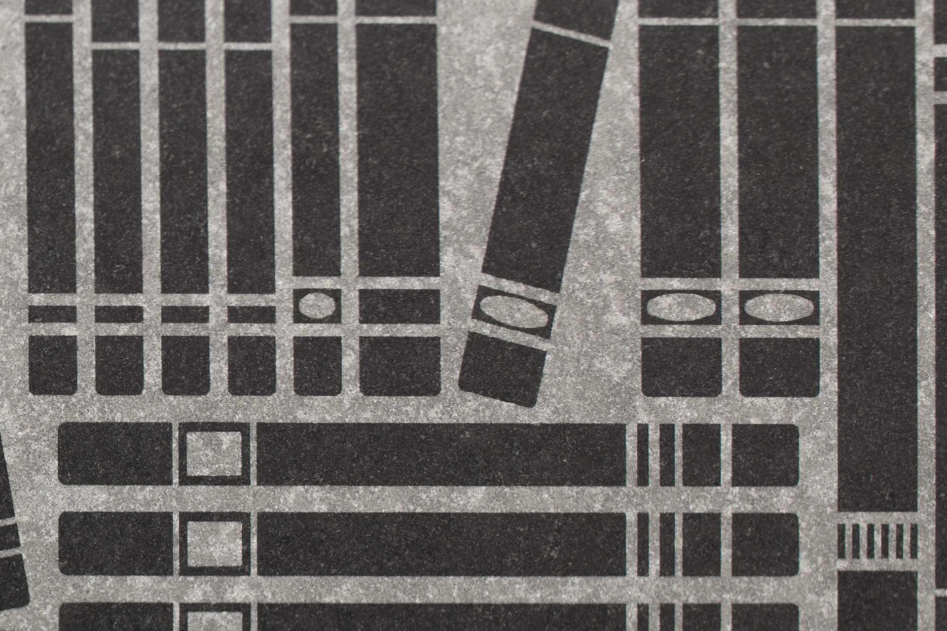 Nero Assoluto Libro Design