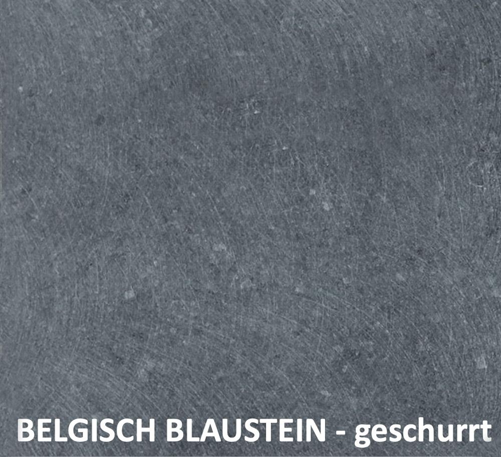 belgisch blaustein geschurrt